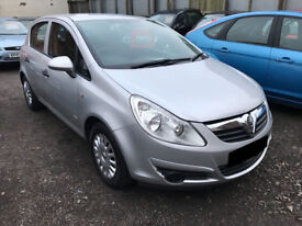 Vauxhall Corsa 1.2 i 16v 5dr - 2008, 2 Owners, 12 Months MOT, New Timing Chain, 71K Miles! £2395