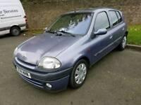 Renault Clio automatic