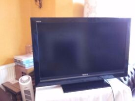 """Sony BRAVIA FULL HD 1080p 40"""" Inch LCD TV Television Flat Panel Screen"""