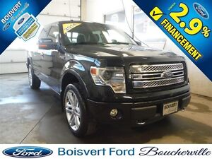 2014 Ford F-150 Limited FULL