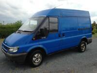 Ford transit 2.0 spares or repairs