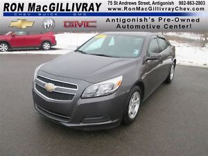 2013 Chevrolet Malibu LS, LOW KMS, 1 OWNER