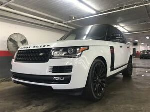 2017 Land Rover Range Rover **LOCATION/LEASE ONLY**DIESEL!!
