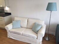 Ikea EKTORP 2 seater sofa and armchair