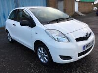 2010 Toyota YARIS 1.0 , mot - July 2018, only 72,000 miles , 3 owners ,fiesta,corsa,clio,aygo,107,c1