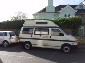 Immaculate, low mileage VW Trident campervan