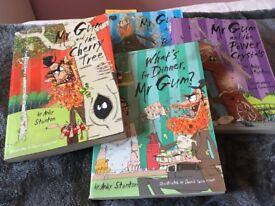 Mr Gum Books! By David Walliams