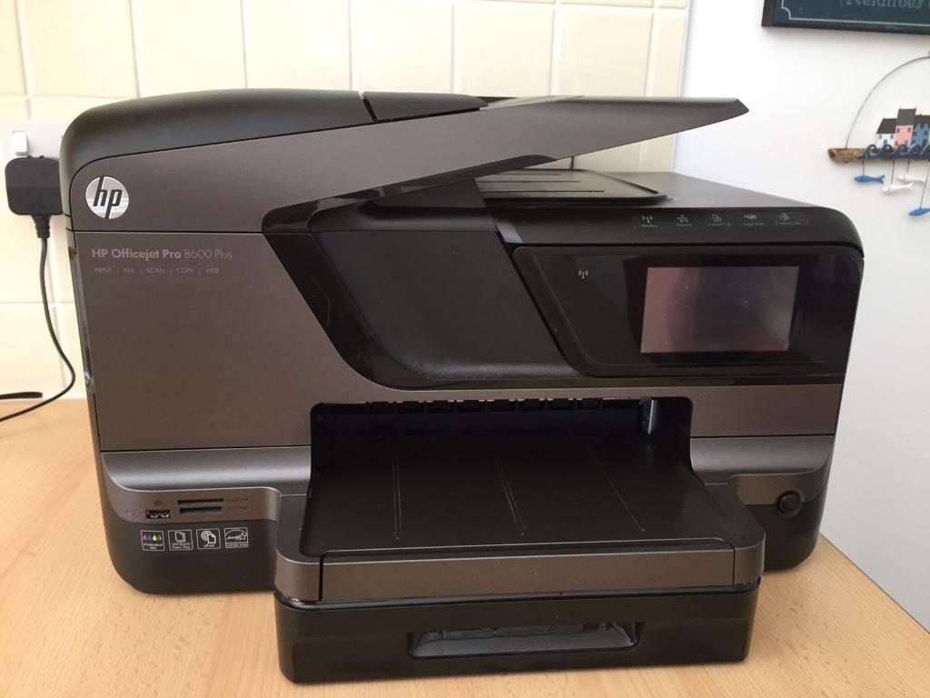 Hardly used HP Officejet printer/scanner/copier for sale  | in Radyr,  Cardiff | Gumtree
