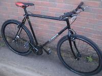 Clements Hybrid Bike