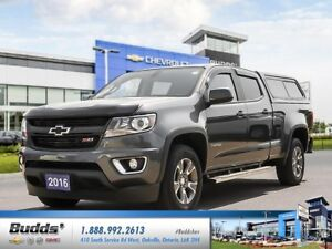 2016 Chevrolet Colorado Z71 SAFETY AND RECONDITIONED