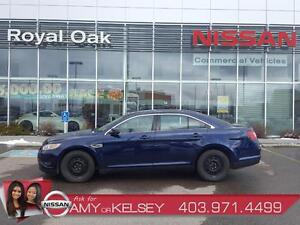 2011 Ford Taurus SEL **AWD/ LEATHER/ SUNROOF**