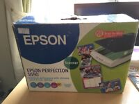EPSON flatbed scanner Perfection 1650
