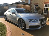 ***AUDI A7 S LINE - IMMACULATE ALL SILVER WITH ADDED EXTRAS***