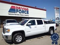 2014 GMC Sierra 1500 SLE Crew Cab Wants You For A Test Drive