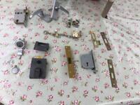 Door handle & locks