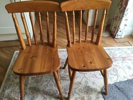 Ducal Dining Chairs x4