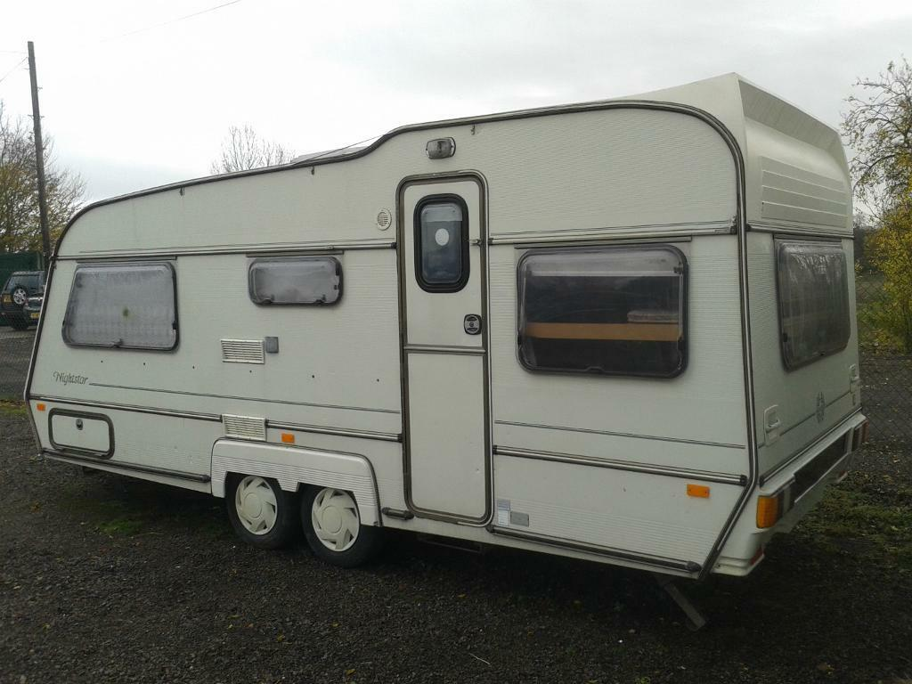 Touring Caravan With King Size Bed