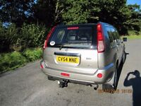 Nissan -X-Trail 2.2 diesel SVE dci Silver/Grey