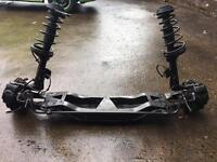 ford mondeo st200 rear subframe