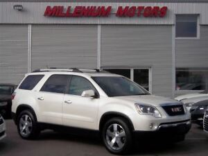 2012 GMC Acadia SLT AWD / LEATHER / SUNROOF / 7-PASS 3RD ROW