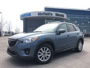 2014 Mazda CX-5 GS FWD. SUNROOF, HEATED SEATS, BACKUP CAMERA