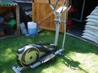 Roger Black Gold cross trainer AG-11212,