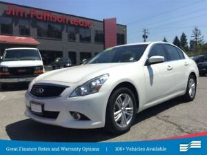 2013 Infiniti G37X AWD Luxury