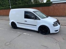 swap sell Volkswagen caddy 2.0 sdi 2007 Moddifie 5 seats moted drives mint 1995 may swop