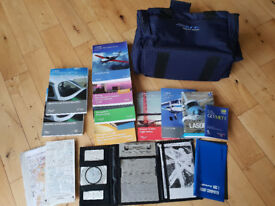 AFE Private Pilot License Course Books plus extras