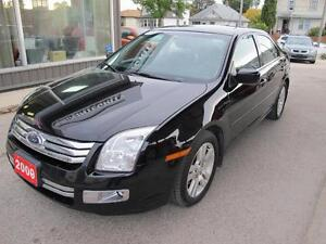 2008 Ford Fusion SEL 4 DOOR 4 cyl automatic  heated seats $7400