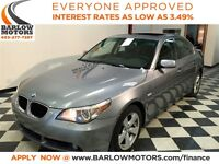2006 BMW 525 AWD Heated Seats Sunroof *Everyone Approved*