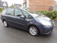 2009 CITROEN C4 GRAND PICASSO 1,6 HDI VTR+ 7 SEATER