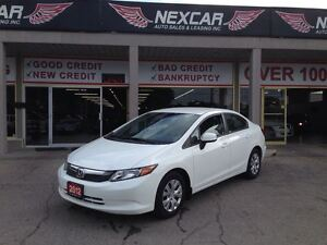 2012 Honda Civic LX AUT0 A/C CRUISE ONLY 28K