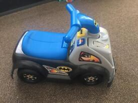Fisher price ride on car