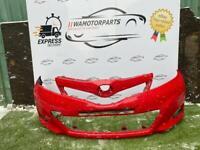 Toyota Yaris Front Bumper Genuine 2011 - 2014