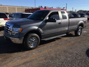 2010 Ford F-150 XLT, Crew Cab, Automatic, 4x4, Only 90, 000km