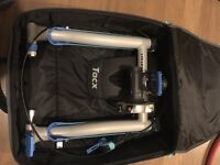 For Sale a Tacx Satori Cycle Turbo Trainer + Accessories (not a smart trainer)