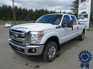 2014 Ford Super Duty F-350 SRW XLT FX4