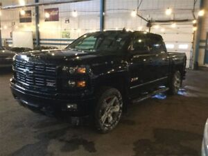 2015 Chevrolet Silverado 1500 LTZ Z71 Midnight *Roof* *Cooled Se