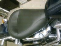 Harley Davidson - Sportster - Mustang Solo Seat