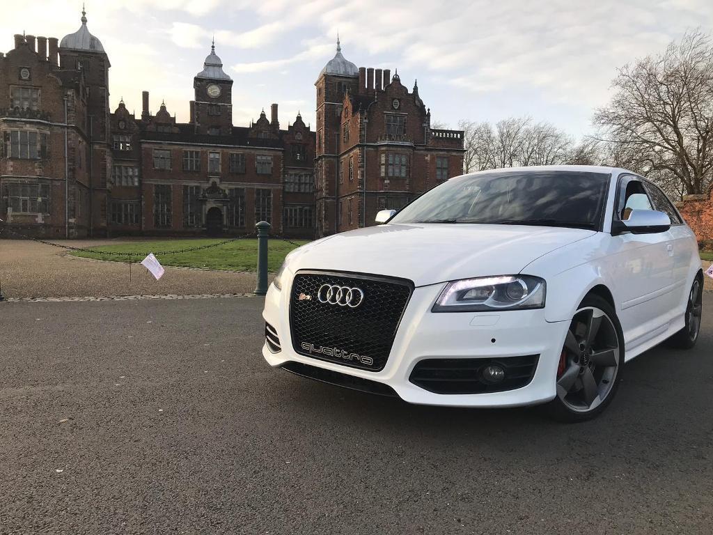 Audi S3 S Tronic Dsg Black Edition Px Q7 Rs4 Bmw M3 335d X5 Golf R