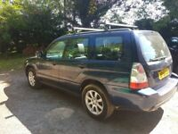 Subaru Forester XE 2.0 Automatic 4x4 - Great car, 12 mths MOT, Service Hist, New Cam Belt