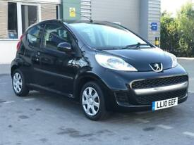 PEUGEOT 107 URBAN S-A AUTOMATIC