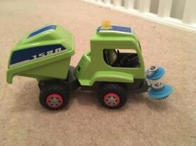 Playmobil City Action Street Cleaner