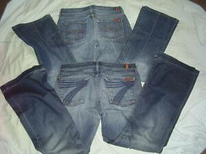 7 For All Mankind Jeans New Various