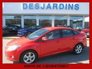 2013 Ford Focus 5-dr SE **INSPECTÉ PAR FORD 132 POINTS**