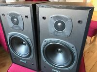 Lovely big TANNOY (UK) speakers from the 90's