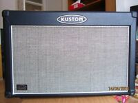 Kustom Quad 100 DFX Guitar Combo