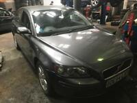Volvo s40 1.8 grey Breaking For Spares
