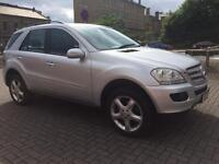 06/2006 MERCEDES ML320 CDI AUTOMATIC